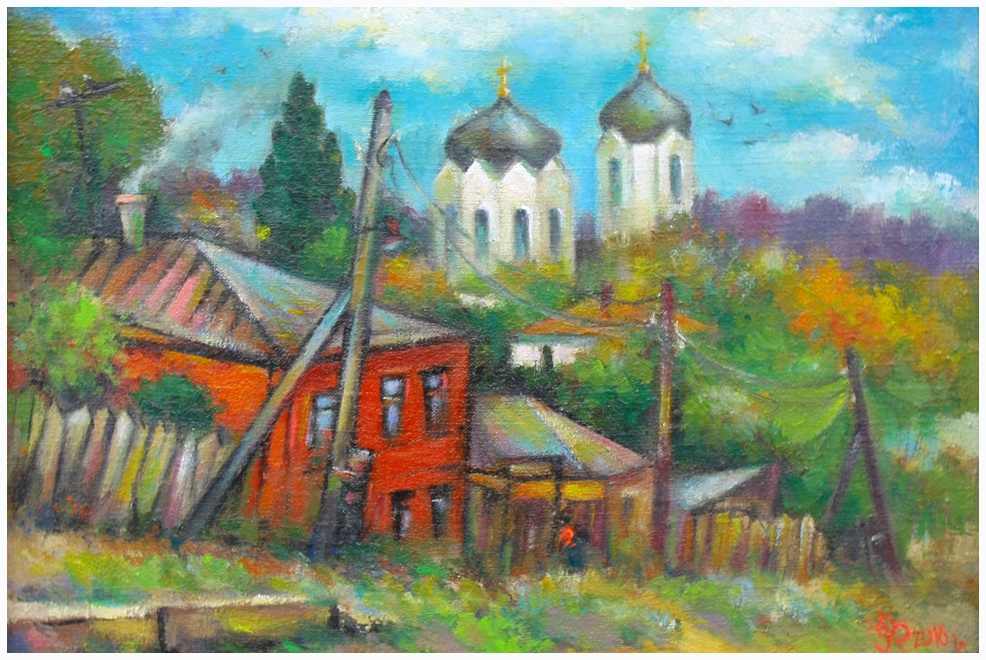 Ведышев А.А. Дом на Журавлевке-660