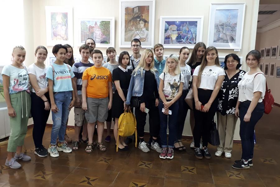 Міська щорічна художня виставка «Любому Харкову присвячується!