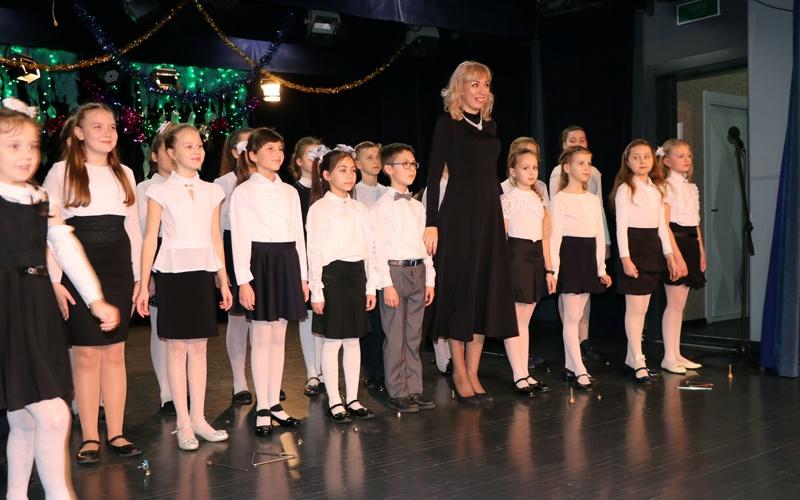 Марьяна Кириллова, вокал, ШСТСН, концерт, музыкальное отделение, хор